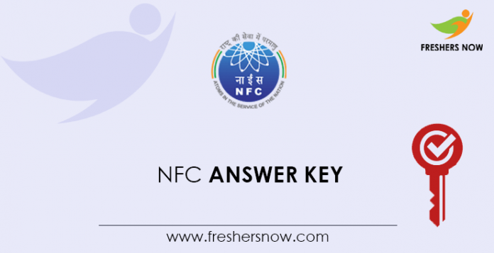 NFC-Answer-Key