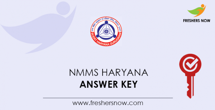 NMMS-Haryana-Answer-Key