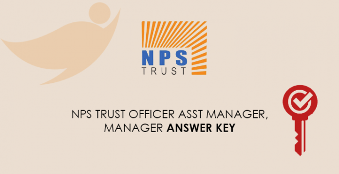 NPS-Trust-Officer-Assistant-Manager,-Manager-Answer-Key