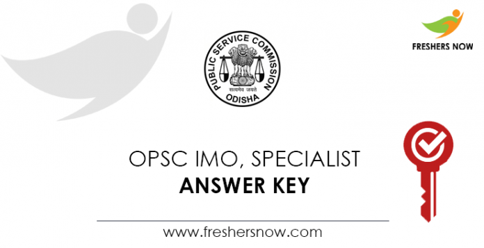 OPSC-IMO,-Specialist-Answer-Key