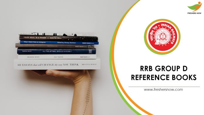 RRB Group D Reference Books