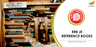 RRB JE Reference Books