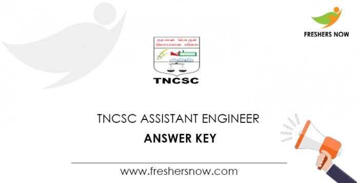 TNCSC-Assistant-Engineer-Key-Answer