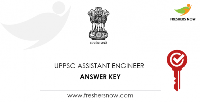 UPPSC-Assistant-Engineer-Answer-Key