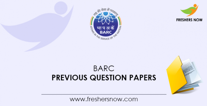 BARC-Previous-Question-Papers