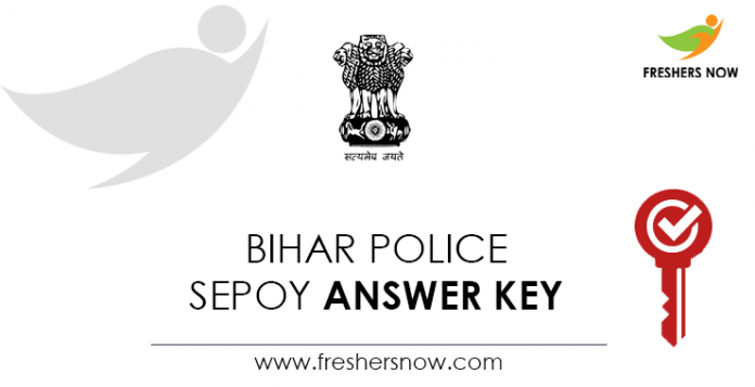 Bihar-Police-Sepoy-Answer-Key