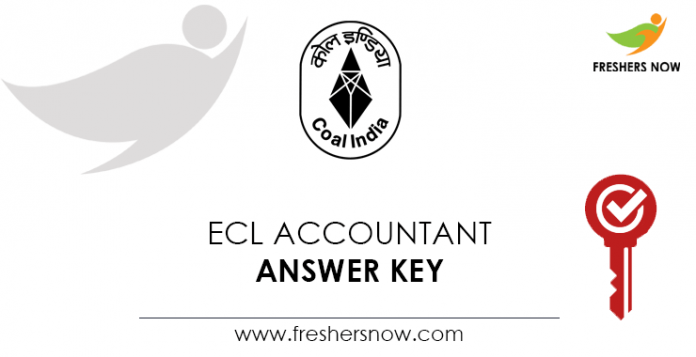 ECL-Accountant-Answer-Key