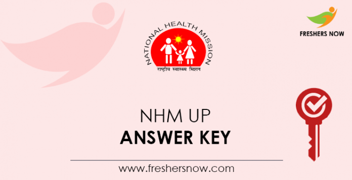 NHM-UP-Answer-Key