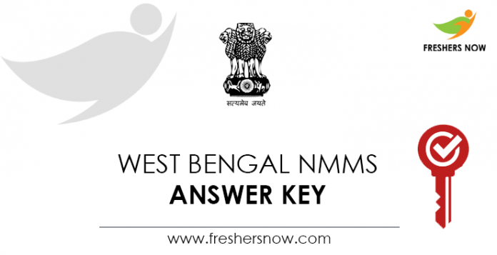 West-Bengal-NMMS-Answer-Key