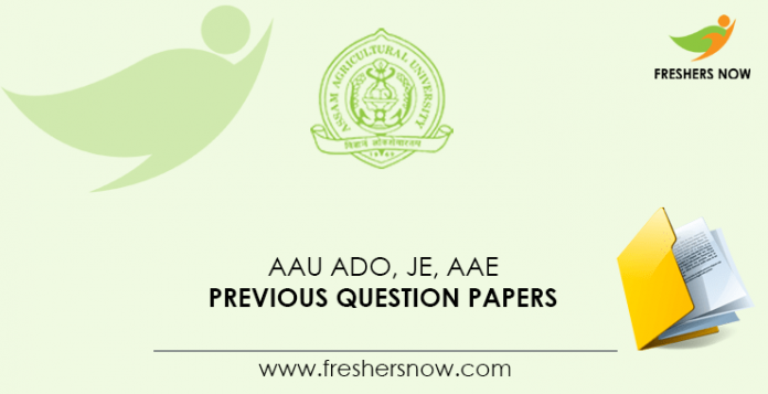 AAU-ADO,-JE,-AAE--Previous-Question-Papers