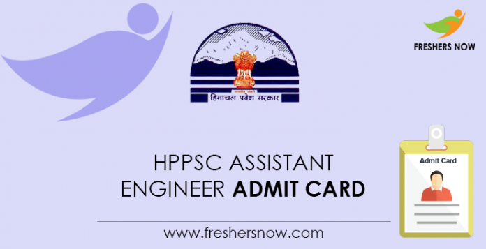 HPPSC-Assistant-Engineer-Admit-Card