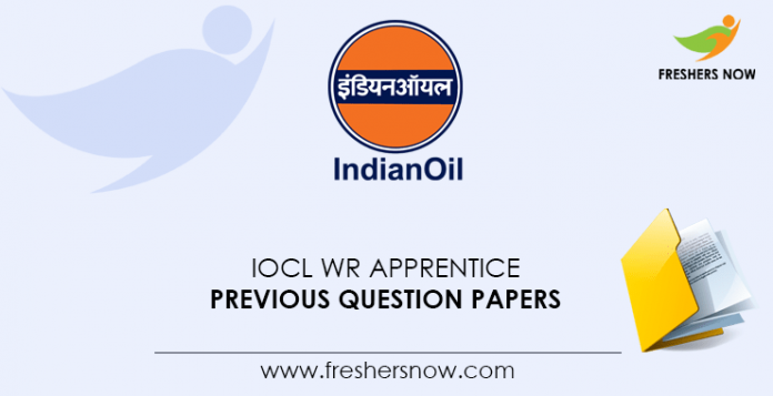 IOCL-WR-Apprentice-Previous-Question-Papers