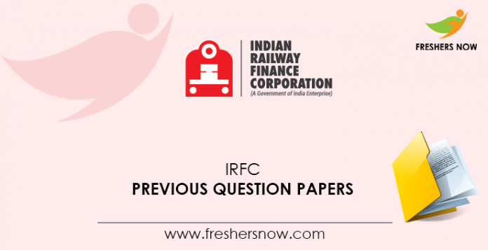 IRFC-Previous-Question-Papers