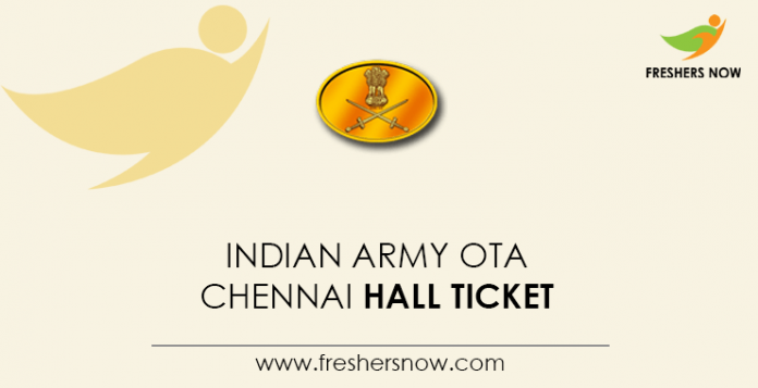 Indian-Army-OTA-Chennai-Hall-Ticket