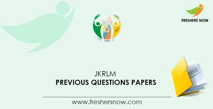 JKRLM-Previous-Questions-Papers