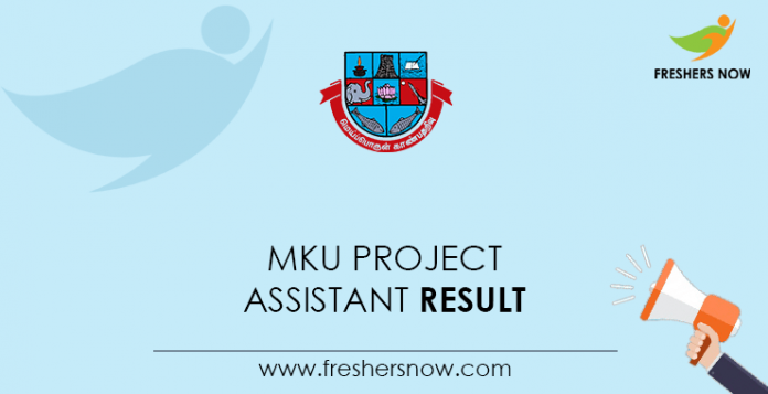 MKU-Project-Assistant-Result