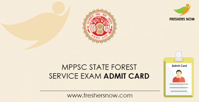 MPPSC-State-Forest-Service-Exam-Admit-Card