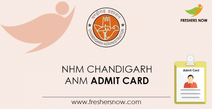 NHM-Chandigarh-ANM-Admit-Card