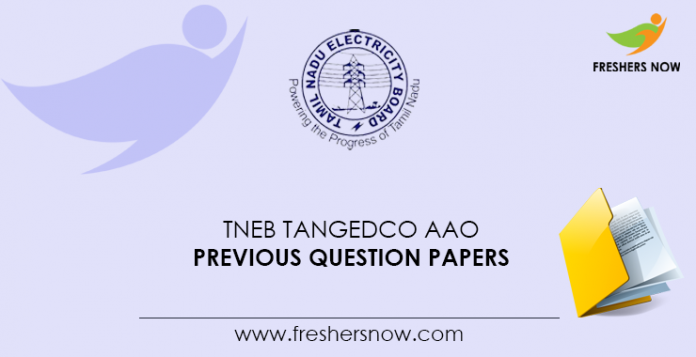 TNEB-TANGEDCO-AAO-Previous-Question-Papers