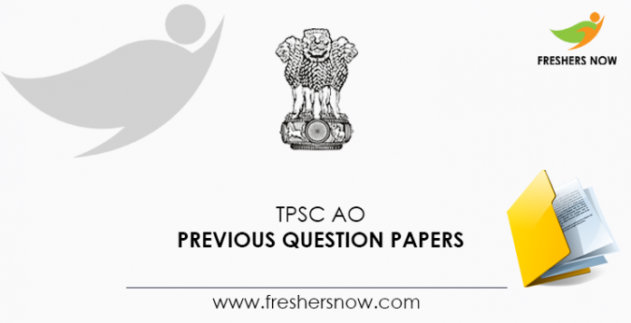 TPSC-AO-Previous-Question-Papers