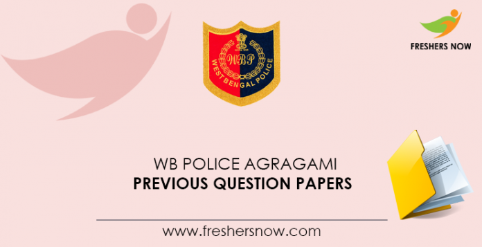 WB-Police-Agragami-Previous-Question-Papers