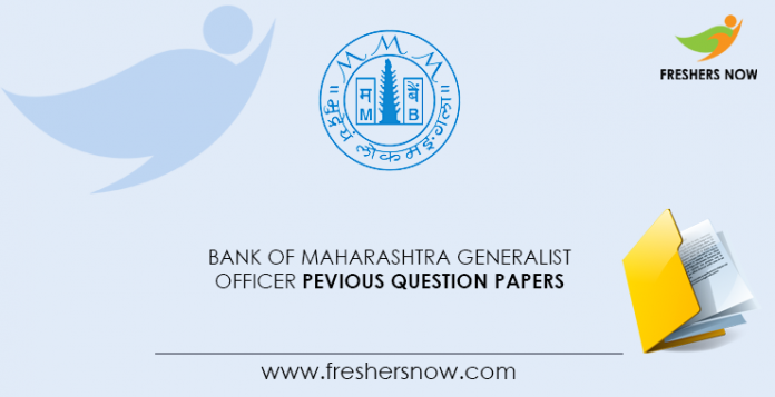 Bank-of-Maharashtra-Generalist-Officer-Pevious-Question-Papers