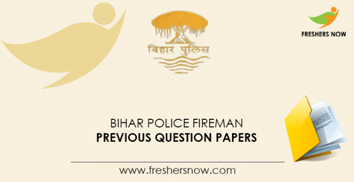 Bihar-Police-Fireman-Previous-Question-Papers