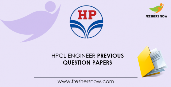 HPCL-Engineer-Previous-Question-papers