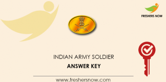 Indian-Army-Soldier-Answer-Key