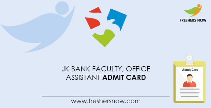 JK-Bank-Faculty,-Office-Assistant-Admit-Card