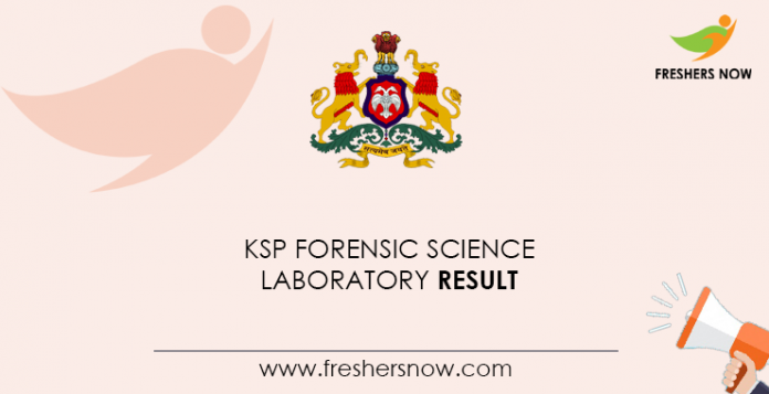 KSP-Forensic-Science-Laboratory-Result