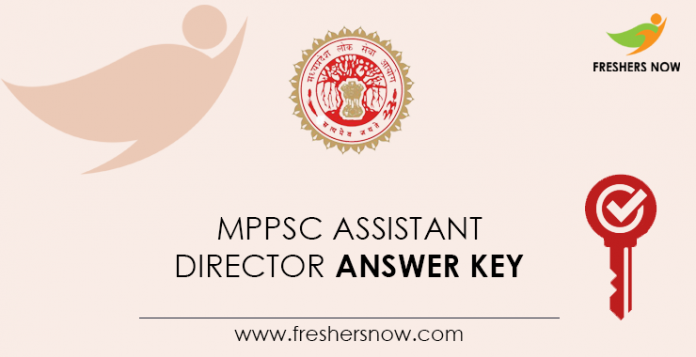 MPPSC-Assistant-Director-Answer-Key