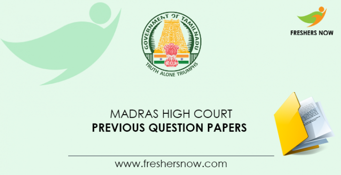 Madras-High-Court-Previous-Question-Papers