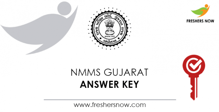 NMMS-Gujarat-Answer-Key