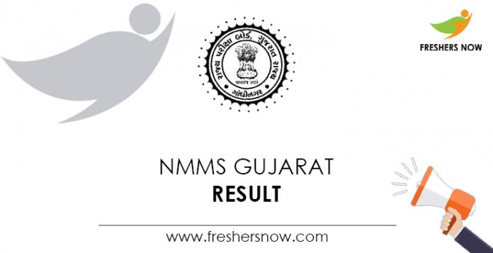NMMS- गुजरात-परिणाम