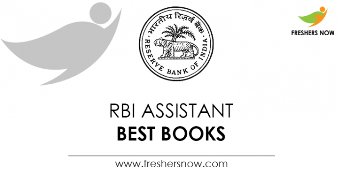 RBI-Assistant-Books