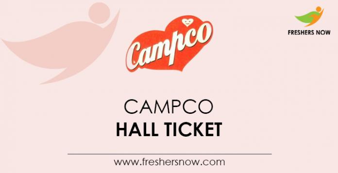 CAMPCO Hall Entrance