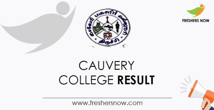 Cauvery College Result