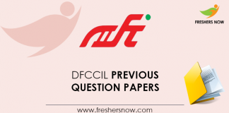 DFCCIL-Previous-Question-Papers
