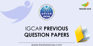 IGCAR-Previous-Question-Papers