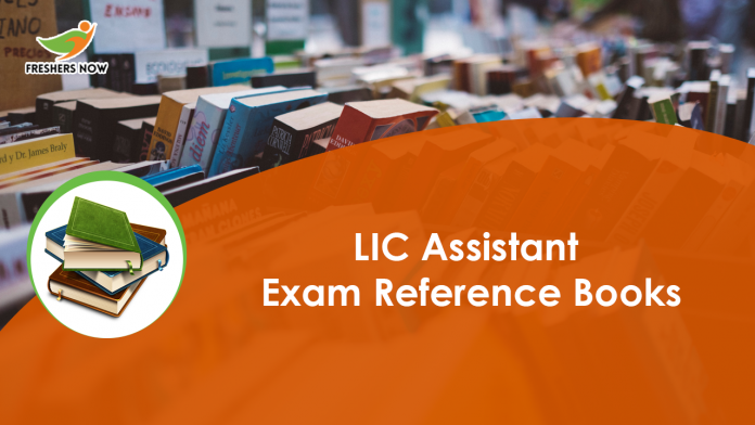 LIC Assistant Books