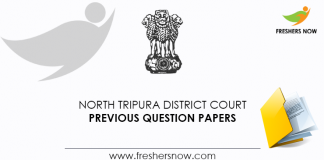 North-Tripura-District-Court-Previous-Question-Papers
