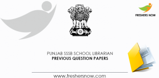 Punjab-SSSB-School-Librarian-Previous-Question-Papers