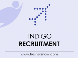IndiGo Recruitment