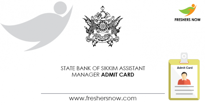 State-Bank-of-Sikkim-Assistant-Manager-Admit-Card