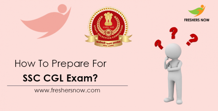 How to prepare for the SSC-CGL exam