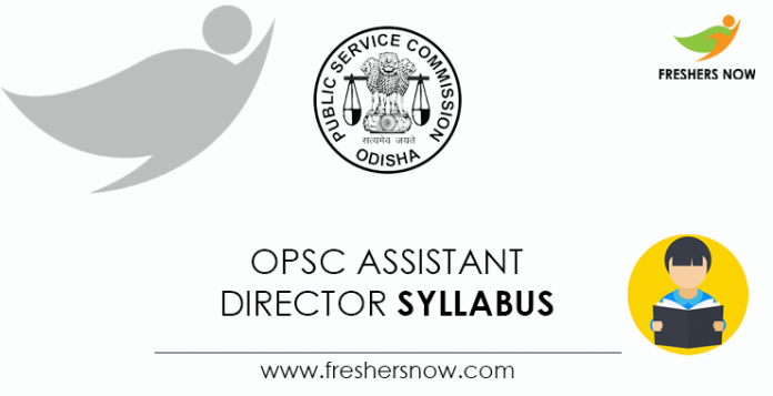 OPSC Assistant Director curriculum