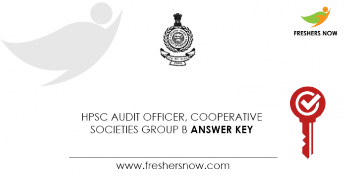 HPSC-Audit-Officer,-Cooperative-Societies-Group-B-Answer-Key