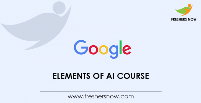 Elements of AI Course