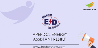 APEPDCL-Energy-Assistant-Result